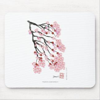 Mousepad Flor de cerejeira 18 Tony Fernandes