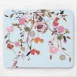 Mousepad floral