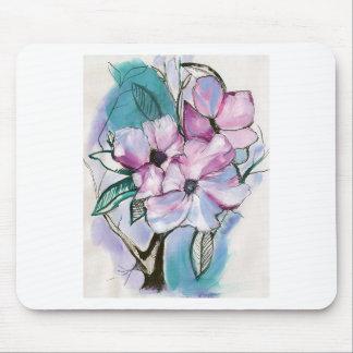 Mousepad Flores cobertas