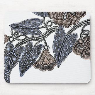 Mousepad Flores do laço