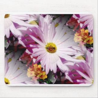Mousepad florescido