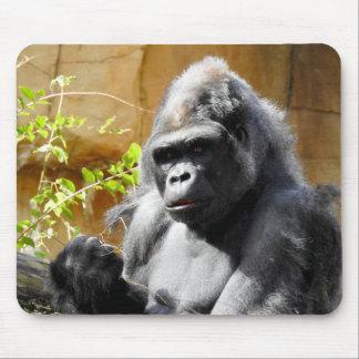 Mousepad Foco do gorila