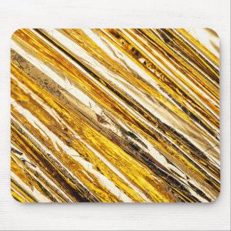 Mousepad Folha de ouro cintilante de Falln