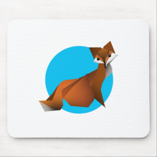 Mousepad Fox