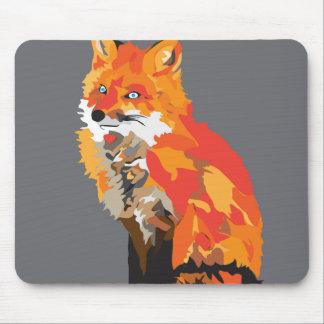 Mousepad Fox de prata