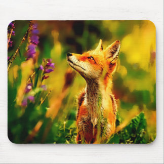 Mousepad Fox do primavera