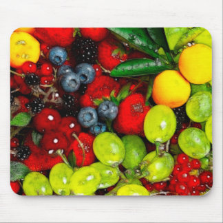 Mousepad fruits3
