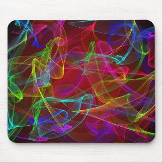 Mousepad Fumo Multi-Colorido