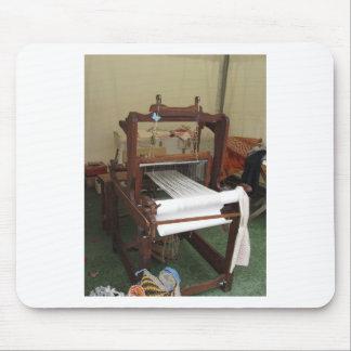 Mousepad Funcionamento antigo da máquina do girador do
