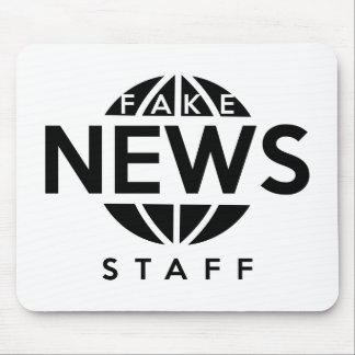 Mousepad Funcionarios falsificados da notícia