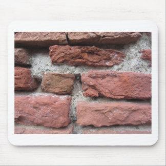 Mousepad Fundo velho da parede de tijolo