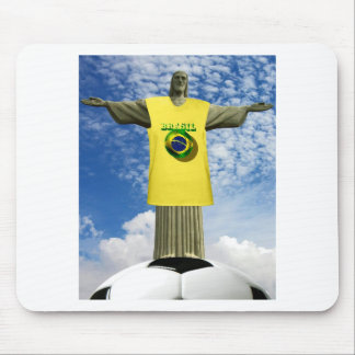 Mousepad Futebol brasileiro Brasil Rio de Janeiro