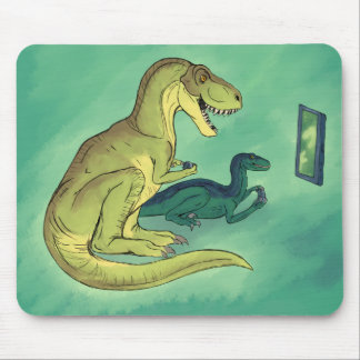 Mousepad Gamer-Saurus