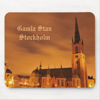 Mousepad Gamla Stan em Éstocolmo, suecia