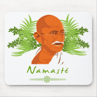Mousepad Gandhi