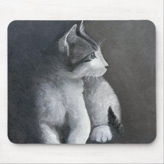 Mousepad Gatinho do gato malhado
