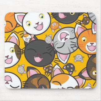 Mousepad Gatinhos bonitos