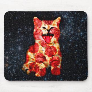 Mousepad gato da pizza - gatinho - gatinho