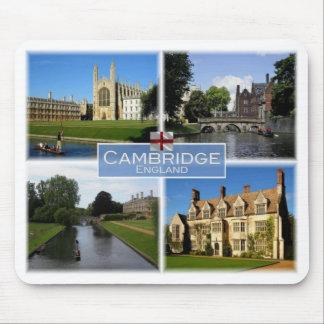 Mousepad GB Reino Unido - Inglaterra - Cambridge -