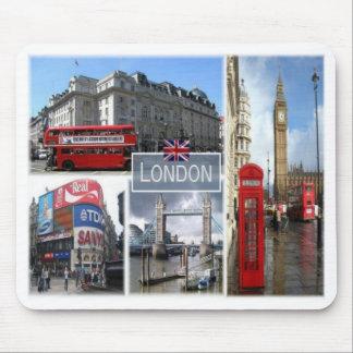 Mousepad GB Reino Unido - Inglaterra - Londres -