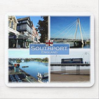 Mousepad GB Reino Unido - Inglaterra - Southport -