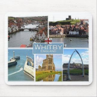 Mousepad GB Reino Unido - Inglaterra - Yorkshire - Whitby -