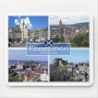 Mousepad GB Reino Unido - Scotland - Edimburgo -