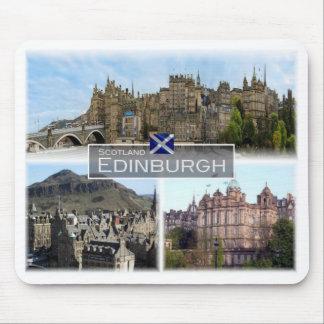 Mousepad GB Reino Unido - Scotland - Edimburgo