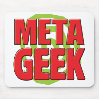 Mousepad Geek do meta