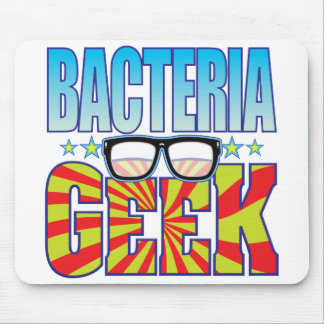 Mousepad Geek v4 das bactérias