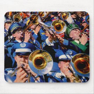 Mousepad geeks da banda da multidão do trombone AKA idos