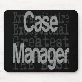 Mousepad Gerente do caso Extraordinaire