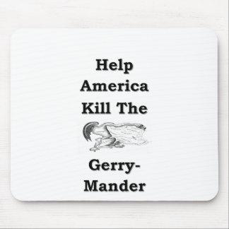 Mousepad Gerry