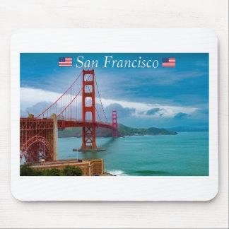 Mousepad Golden gate bridge San Francisco