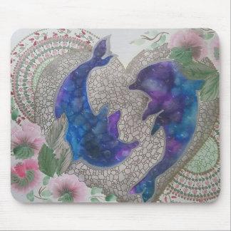 Mousepad Golfinhos lunáticos