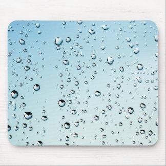 Mousepad Gotas da chuva