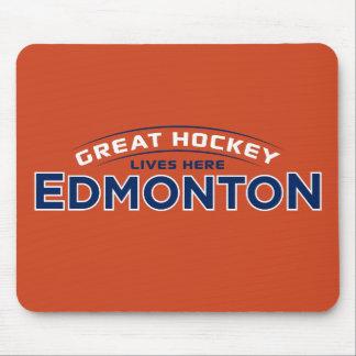 Mousepad Grande tapete do rato da laranja de Edmonton do