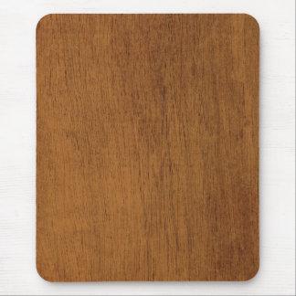 Mousepad Grão de madeira