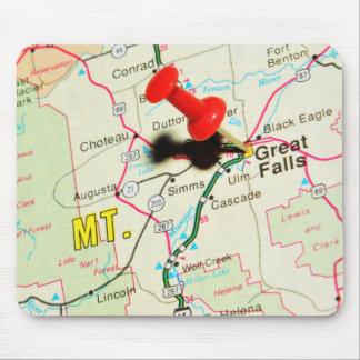 Mousepad Great Falls, Montana