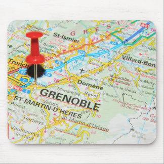 Mousepad Grenoble, France