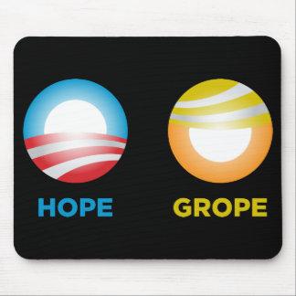 Mousepad Grope Nope