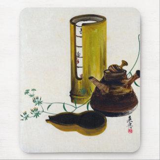 Mousepad Grupo de chá de Shibata Zeshin Sencha