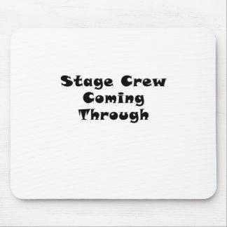 Mousepad Grupo de palco que vem completamente