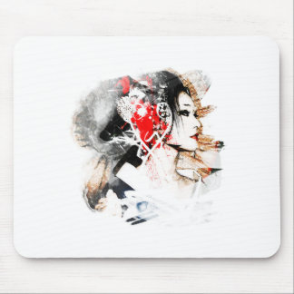 Mousepad Gueixa japonesa