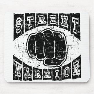 Mousepad guerreiro da rua