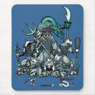 Mousepad Guerreiros do zodíaco