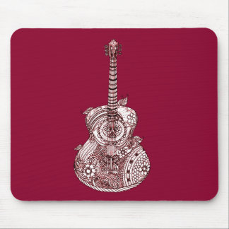 Mousepad Guitarra