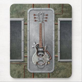 Mousepad Guitarra de Steampunk