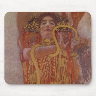 Mousepad ~ Gustavo Klimt de Hygeia