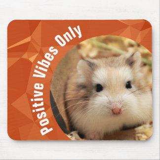 Mousepad HammyVille - impressões positivas do hamster